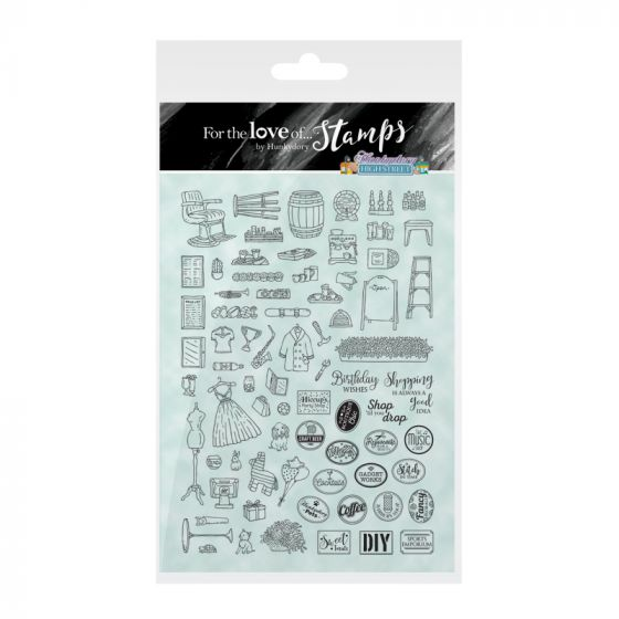 For the Love of Stamps - Hunkydory High Street