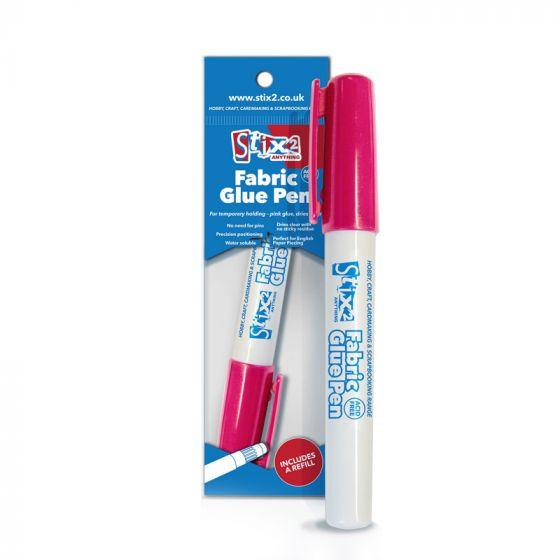 Stix2 Fabric Glue Pen