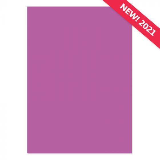 A4 Adorable Scorable Cardstock - Orchid x 10 Sheets