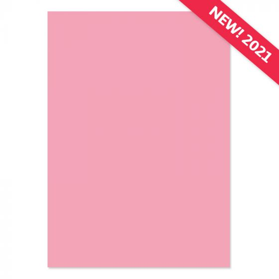 A4 Adorable Scorable Cardstock - Blush Pink x 10 Sheets