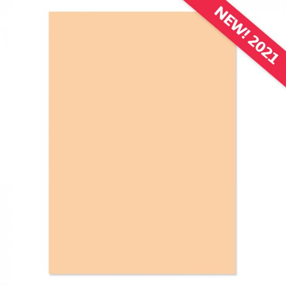 A4 Adorable Scorable Cardstock - Peachy Keen x 10 Sheets