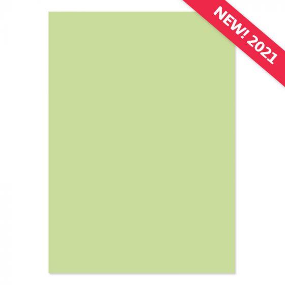 A4 Adorable Scorable Cardstock - Fresh Apple x 10 Sheets