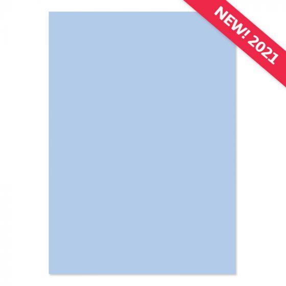 A4 Adorable Scorable Cardstock - Powder Blue x 10 Sheets