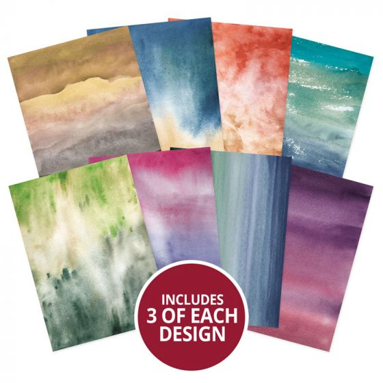 Adorable Scorable Pattern Pack - Abstract Ombres