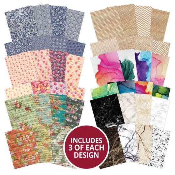 Adorable Scorable Pattern Packs Complete Collection 3