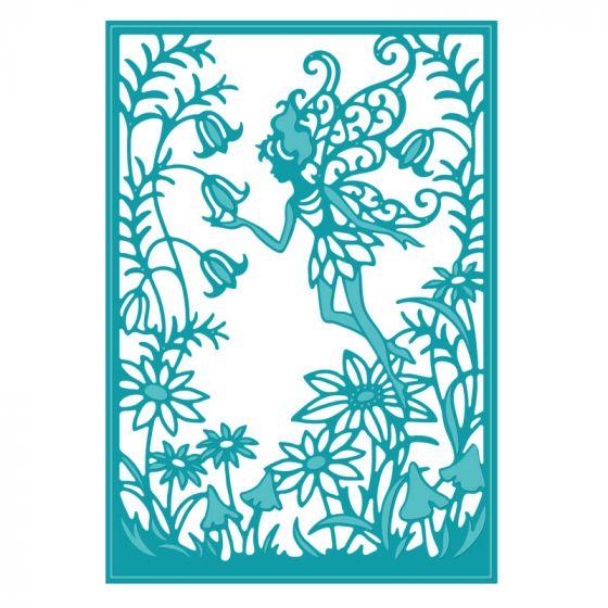 Gemini - Create A Card - Fairy Garden