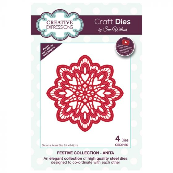 Festive Collection Anita Craft Die