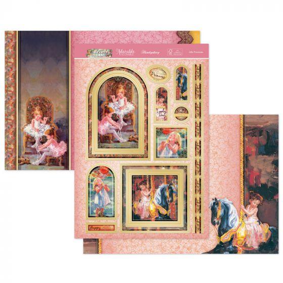 Little Princesses Luxury Topper Set