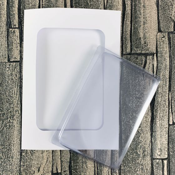 Dimensional Card Kit - Rounded Corner Rectangle