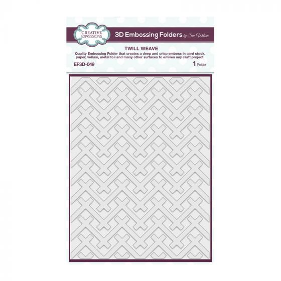 Creative Expressions Twill Weave 5
