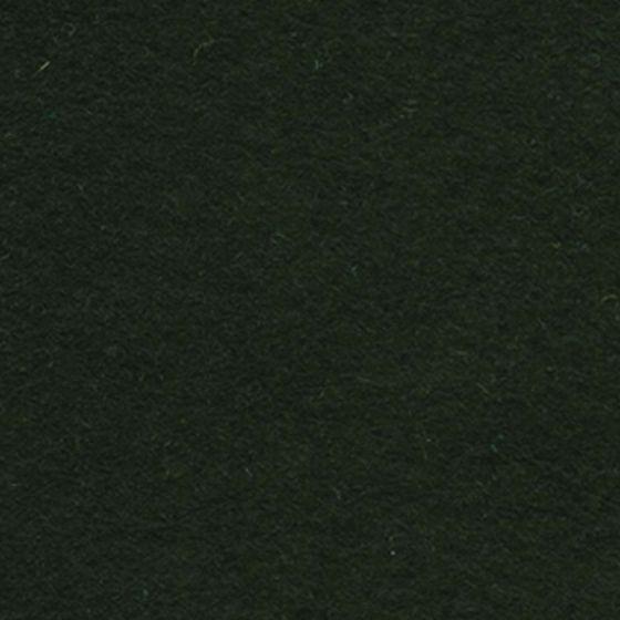 Wool Mix Felt - Black - 183cm x
