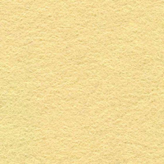 Wool Mix Felt - Cream - 183cm x