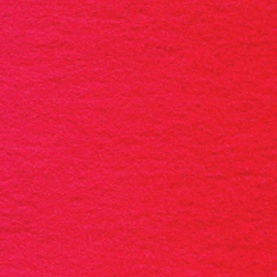 Wool Mix Felt - Christmas Red - 183cm x