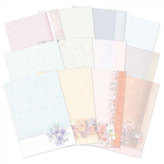 Flourishing Florals Luxury Card Inserts