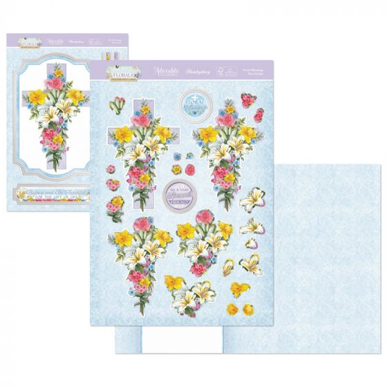 Flourishing Florals Deco-Large - Floral Blessings