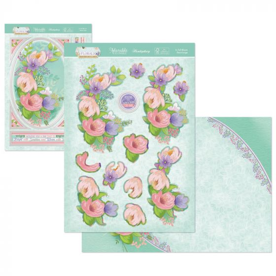 Flourishing Florals Deco-Large - In Full Bloom