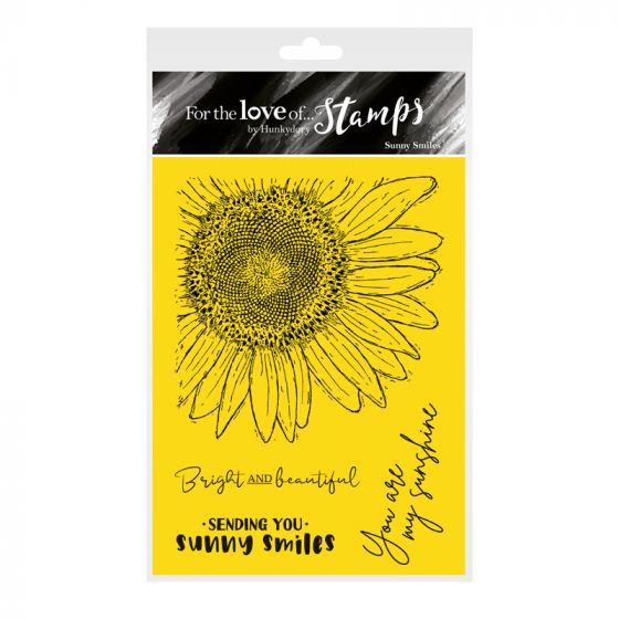 For the Love of Stamps - Sunny Smiles