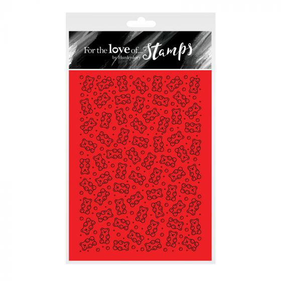 For the Love of Stamps - Beary Sweet