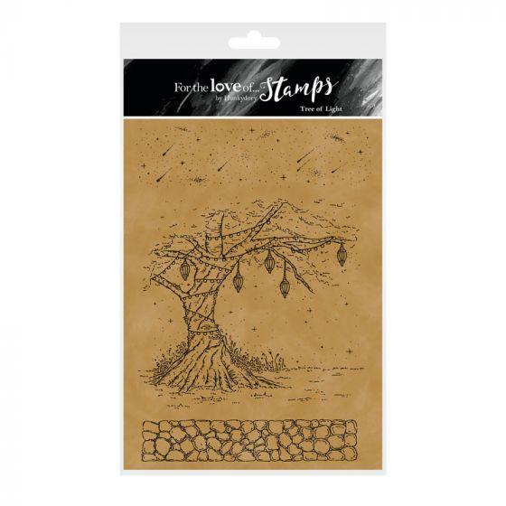 Tree of Light - A5 Stamp Set