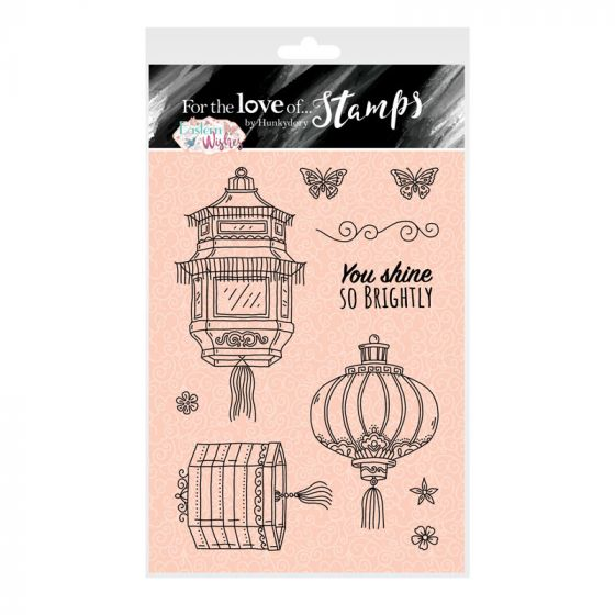 For the Love of Stamps - Eastern Lights