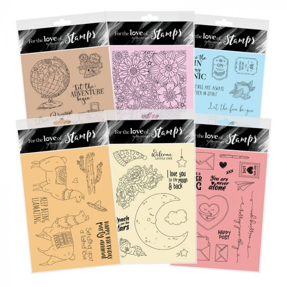 For the Love of Stamps Designer Selection 2