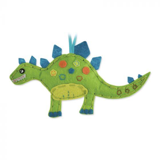Make Your Own - Felt Dinosaur