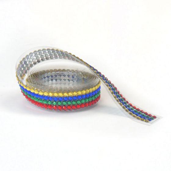 Diamond Sparkles Gemstone Rolls - Festive Selection