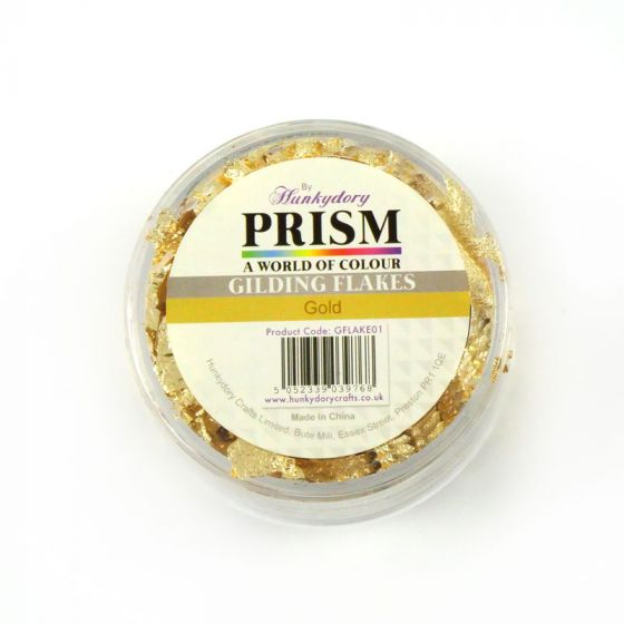 Prism Gilding Flakes - Gold