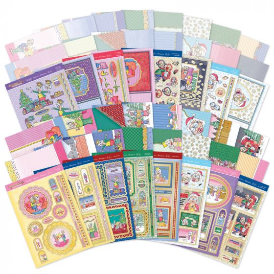 Golden Oldies - Christmas Crackers Luxury Card Collection