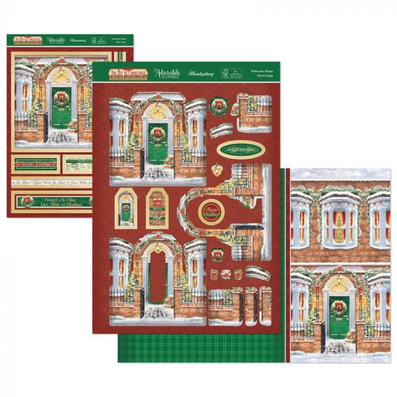 The Joy of Christmas Deco-Large - Welcome Home