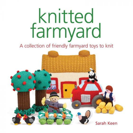Knitted Farmyard