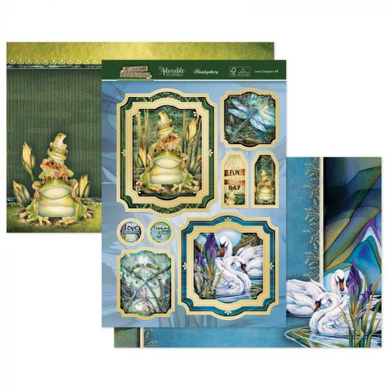 Love Conquers Luxury Topper Set