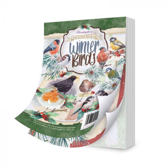 The Little Book of Winter Birds