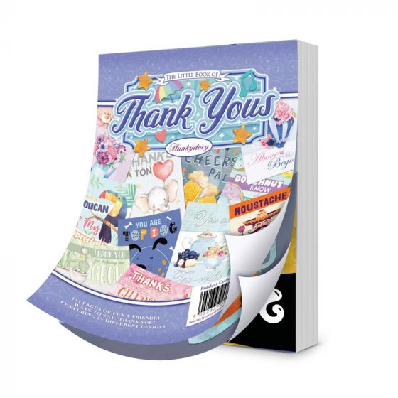 The Little Book of Thank Yous