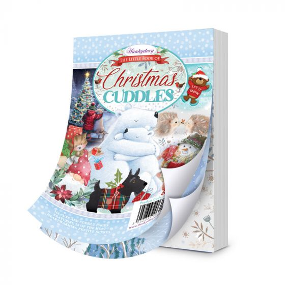 The Little Book of Christmas Cuddles