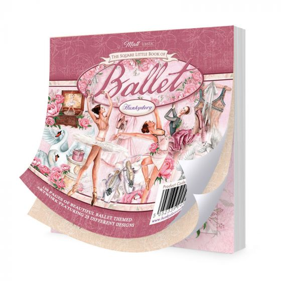 The Square Little Book of Ballet