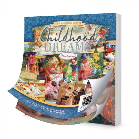 The Square Little Book of Childhood Dreams