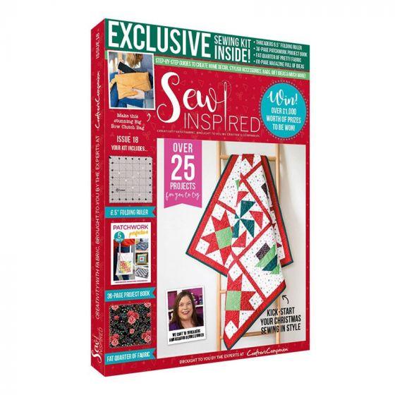 Sew Inspired Magazine - Issue 18
