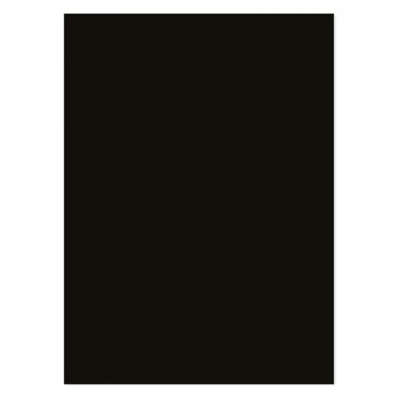 Matt-tastic Adorable Scorable A4 Cardstock x 10 sheets - Liquorice