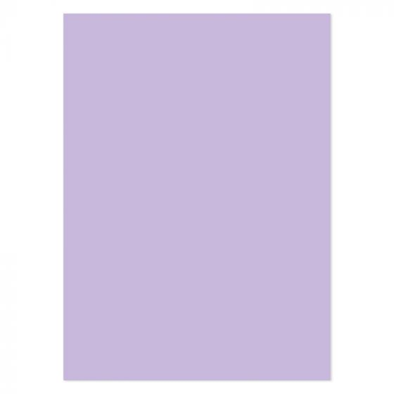 Matt-tastic Adorable Scorable A4 Cardstock x 10 sheets - Lovely Lilac