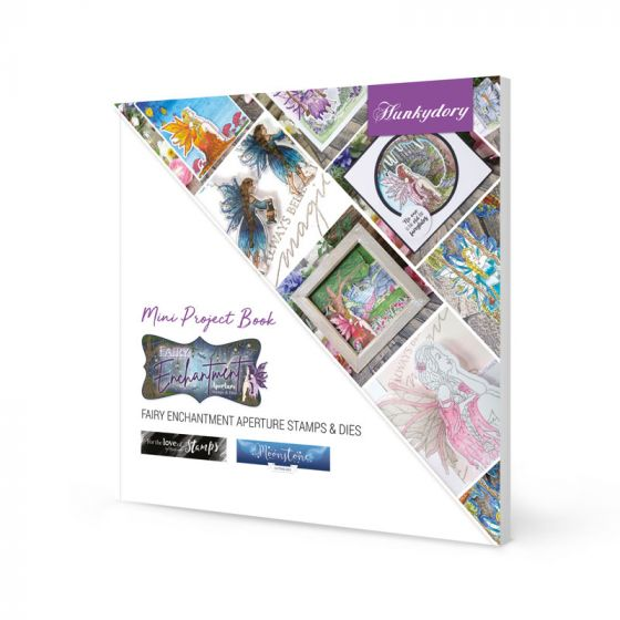 Mini Project Book - Fairy Enchantment Edge It Dies & Stamps