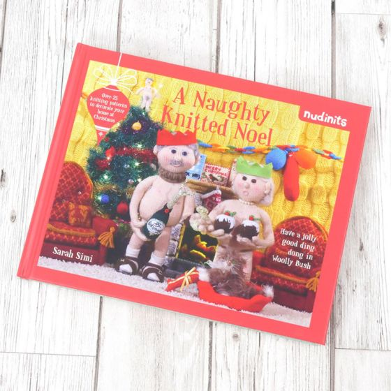 Nudinits - A Naughty Knitted Noel
