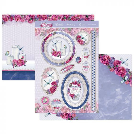 Tranquil Moments Luxury Topper Set