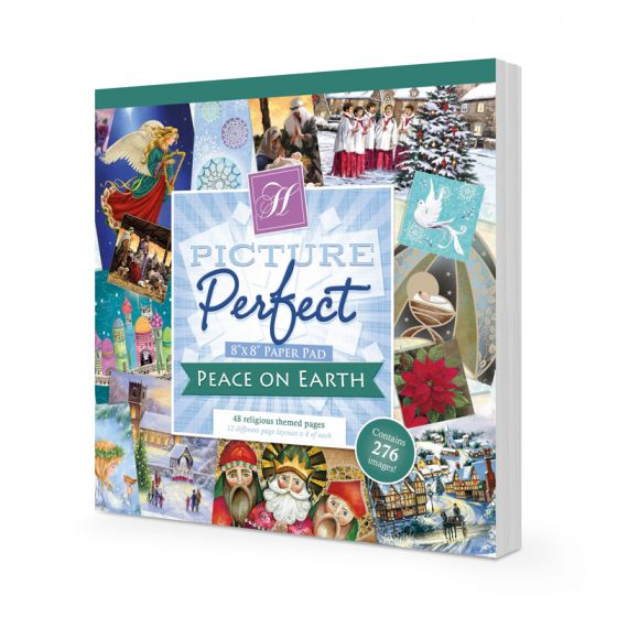 Picture Perfect Pad - Peace on Earth