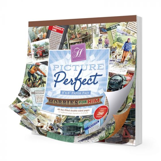 Hobbies For Him Picture Perfect Pad
