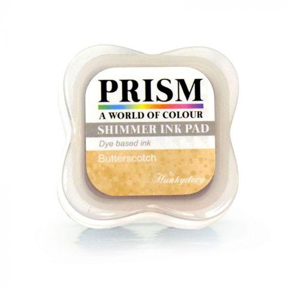 Shimmer Prism Ink Pads - Butterscotch