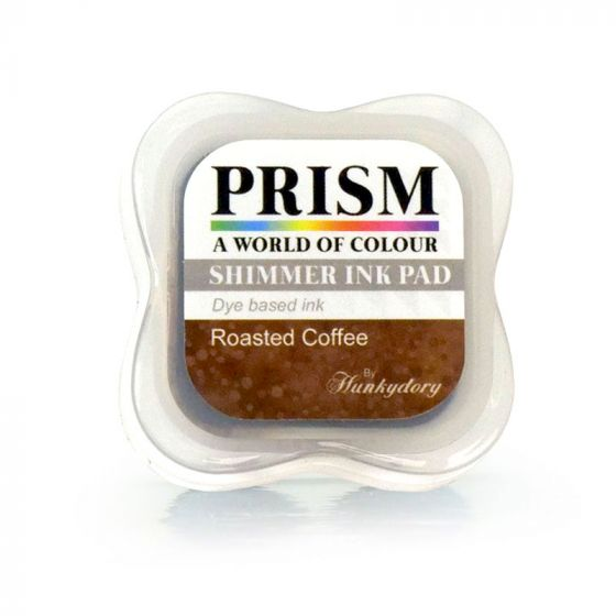 Shimmer Prism Ink Pads - Roasted Coffee