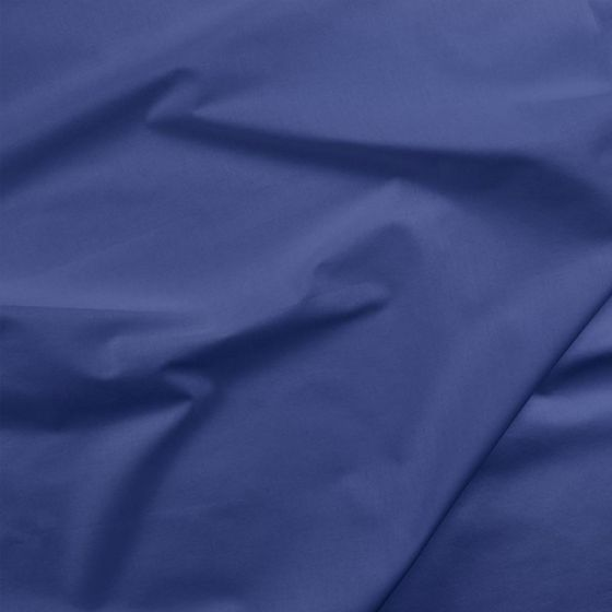 Solids Cotton Fabric - French Blue (1 mtr)