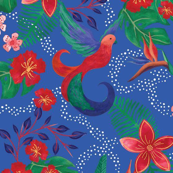 Sarah Payne - Birds of Paradise - Birds of Paradise Royal