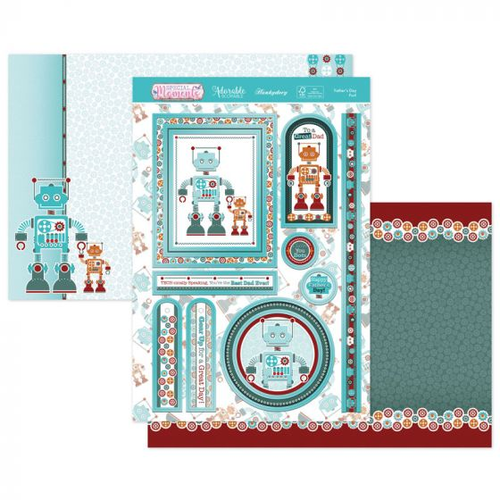 Father's Day Fun! Luxury Topper Set